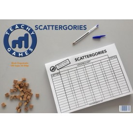 BLOCK SCATTERGORIES