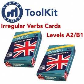 Toolkit Irregular Verbs Cards